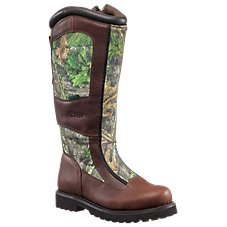 RedHead Bayou NWTF Waterproof Side-Zip Snake Hunting Boots for Men