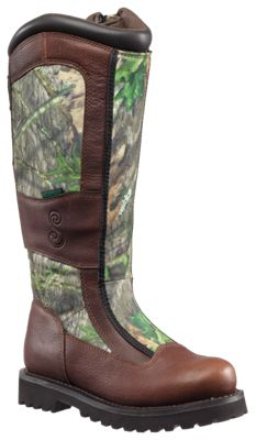 SHE Outdoor Bayou NWTF Waterproof Side-Zip Snake Hunting Boots for Ladies – Mossy Oak Obsession NWTF – 9M