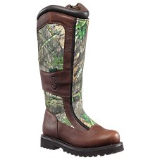 SHE Outdoor Bayou NWTF Waterproof Side-Zip Snake Hunting Boots for Ladies