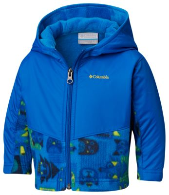 9849b785b Columbia Steens MT Overlay Hooded Jacket for Babies or Toddlers | Bass Pro  Shops