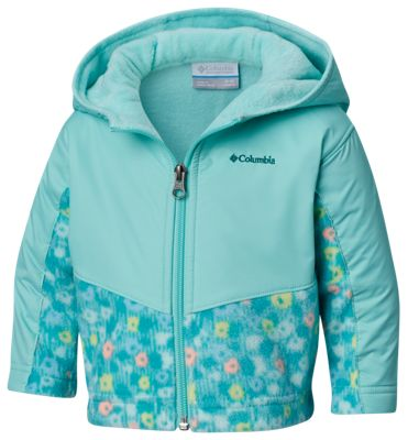 3a6c2e42654 Columbia Steens MT Overlay Hooded Jacket for Babies or Toddlers ...