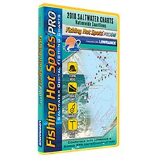 Fishing Hot Spots Pro SW Saltwater Chip