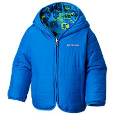 06ef7a334 Columbia Double Trouble Reversible Jacket for Toddlers   Bass Pro Shops