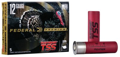 Federal Premium Heavyweight TSS Turkey Shotshells