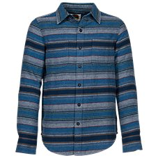 Bass Pro Shops Striped Flannel Button-Down Shirt for Toddlers or Kids