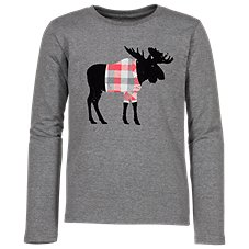 Bass Pro Shops Moose Long-Sleeve Shirt for Toddlers or Kids