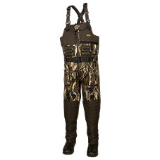 Drake Waterfowl Systems MST Eqwader 2.0 Neoprene Insulated Boot-Foot Waders for Men