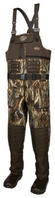 Drake Waterfowl Systems LST Eqwader 2.0 Neoprene Insulated Boot-Foot Waders for Men - TrueTimber DRT - 9 Stout thumbnail