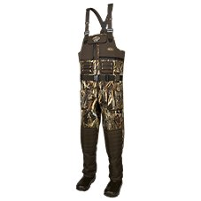 Drake Waterfowl Systems LST Eqwader 2.0 Neoprene Insulated Boot-Foot Waders for Men