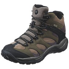 Merrell Reflex 3 Mid Waterproof Hiking Boots for Ladies