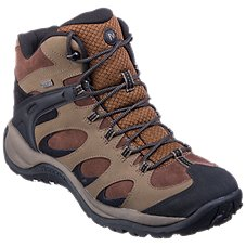 Merrell Reflex 3 Mid Waterproof Hiking Boots for Men