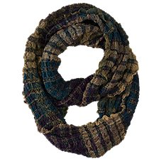 Quagga Sour Grapes Infinity Scarf for Ladies