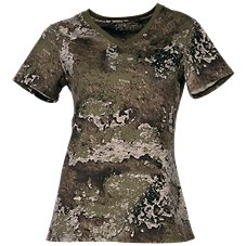 SHE Outdoor 60/40 V-Neck T-Shirt for Ladies Image