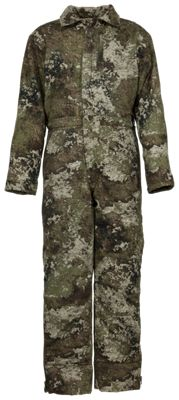 RedHead Silent-Hide Insulated Coveralls for Kids – TrueTimber Strata – XL