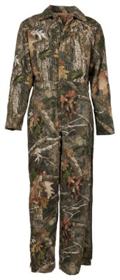 RedHead Silent-Hide Insulated Coveralls for Kids – TrueTimber Kanati – XL