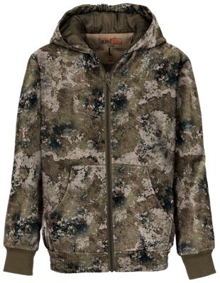 RedHead Silent-Hide Insulated Jacket for Youth – TrueTimber Strata – L