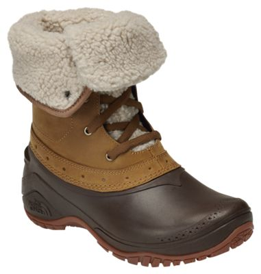3609e5d40 The North Face Shellista Roll-Down Insulated Waterproof Pac Boots for Ladies