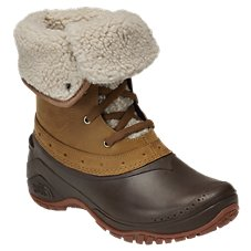 The North Face Shellista Roll-Down Insulated Waterproof Pac Boots for Ladies