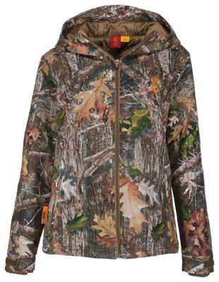 10c02a8f1 SHE Outdoor Insulated Jacket for Ladies TrueTimber Kanati S