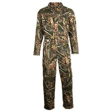 RedHead Silent-Hide Insulated Coveralls for Men