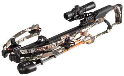 Ravin Crossbows R10 Crossbow Package – Predator Brown Deception