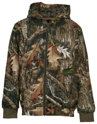 RedHead Silent-Hide Insulated Jacket for Youth – TrueTimber Kanati – M