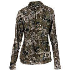 SHE Outdoor 1/4-Zip Fleece Jacket for Ladies