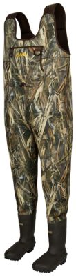 Cabela's Big Man Ultimate II Insulated Chest Waders for Men - TrueTimber DRT - 10/Regular thumbnail