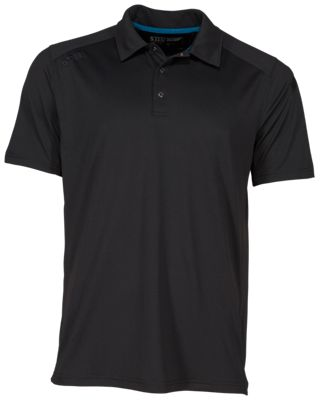 511 Tactical Paramount Polo for Men Black M