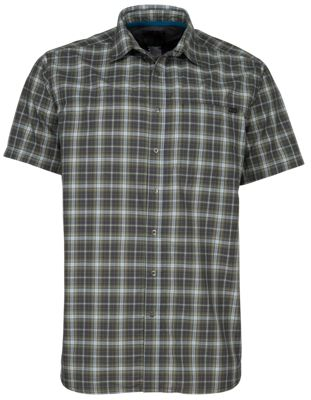511 Tactical Hunter Plaid Shirt for Men Flint Plaid L
