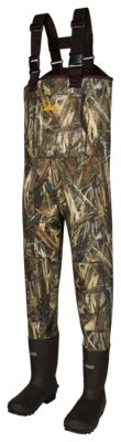 Cabela's Insulated Hunting Chest Waders with Armor-Flex for Men - TrueTimber DRT - 8 Stout thumbnail