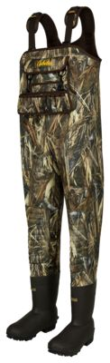 Cabela's SuperMag Chest Waders for Men – TrueTimber DRT – 10 Stout