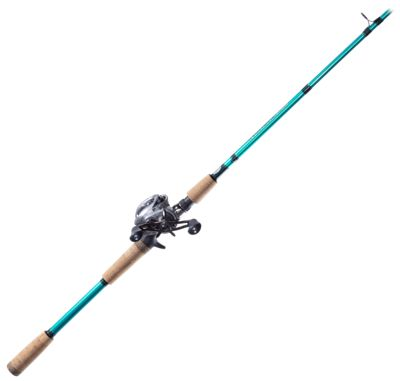 Offshore Angler Inshore Extreme Baitcast Rod and Reel Combo - INX10HA/IRECL76