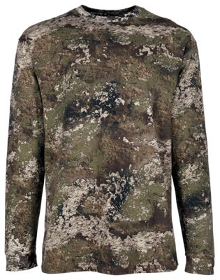 db4e6355 RedHead True Fit Camo Long-Sleeve T-Shirt for Men | Bass Pro Shops