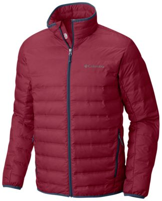 Columbia Lake 22 Down Jacket for Men - Red Element - M