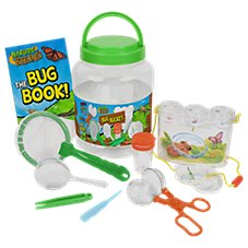 Nature Bound Bug Bucket Habitat Play Set