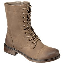 Natural Reflections Dora Side Zip Boots for Ladies