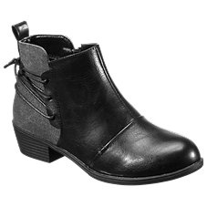 Natural Reflections Kenlee Side-Zip Boots for Ladies