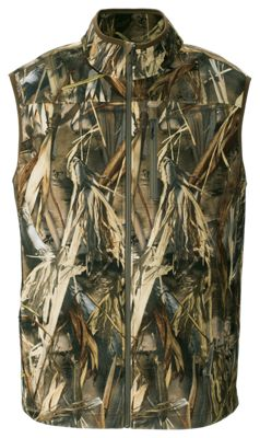 Cabela's Waterfowl Vest with 4MOST WINDSHEAR for Men – TrueTimber DRT – L