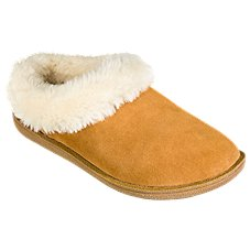 Natural Reflections Lexi Scuff Slippers for Ladies
