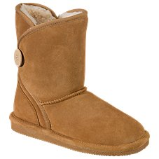 Natural Reflections Abree Shearling Boots for Ladies