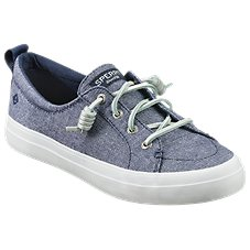 Sperry Crest Vibe Metallic Sneakers for Ladies