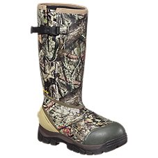 Cabela's Zoned Comfort Trac 2,000-Gram Insulated Rubber Hunting Boots for Men
