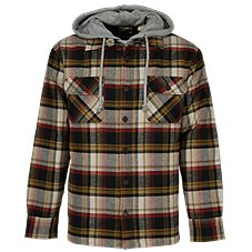 RedHead Lined Shirt Jacket for Men