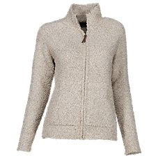 Natural Reflections Chenille Full-Zip Sweater for Ladies Image