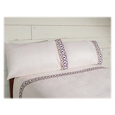 White River Forest Stripe Collection Sheet Set