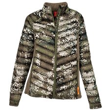 SHE Outdoor Insulator Puffy Jacket for Ladies