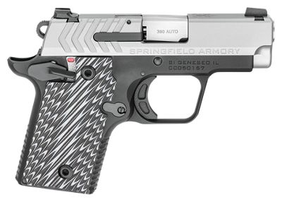 Springfield Armory 911 Semi-Auto Pistol with Stainless Slide