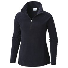 Columbia Glacial IV Half-Zip Long-Sleeve Fleece Pullover for Ladies Image