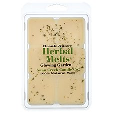 Swan Creek Candle Co. Glowing Garden Herbal Melts Scented Wax Melts